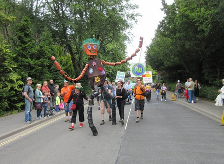 Ode to Buxton Carnival Day