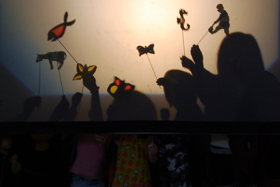Shadow Puppet-Making Workshop
