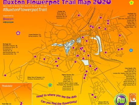 Fringe Flowerpot Project Location Map