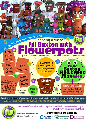 Buxton Flowerpot Project 2020