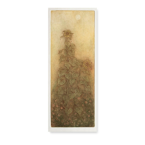"""Tall Sunflower 1  6x15 3/4"""""""