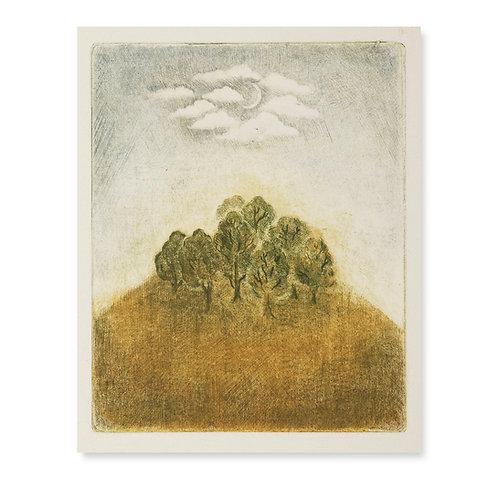 """Tree Clump  5x6 1/2"""""""