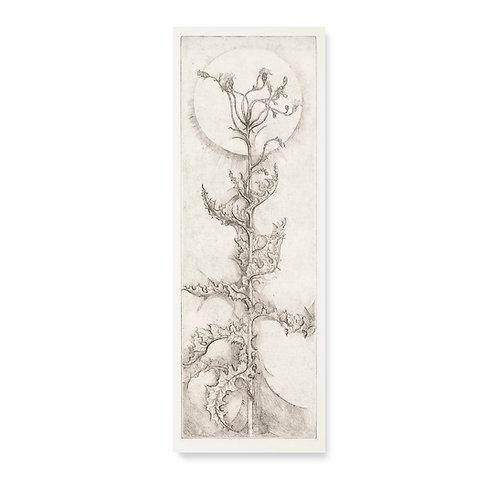 "Bee Flower  5x15"""