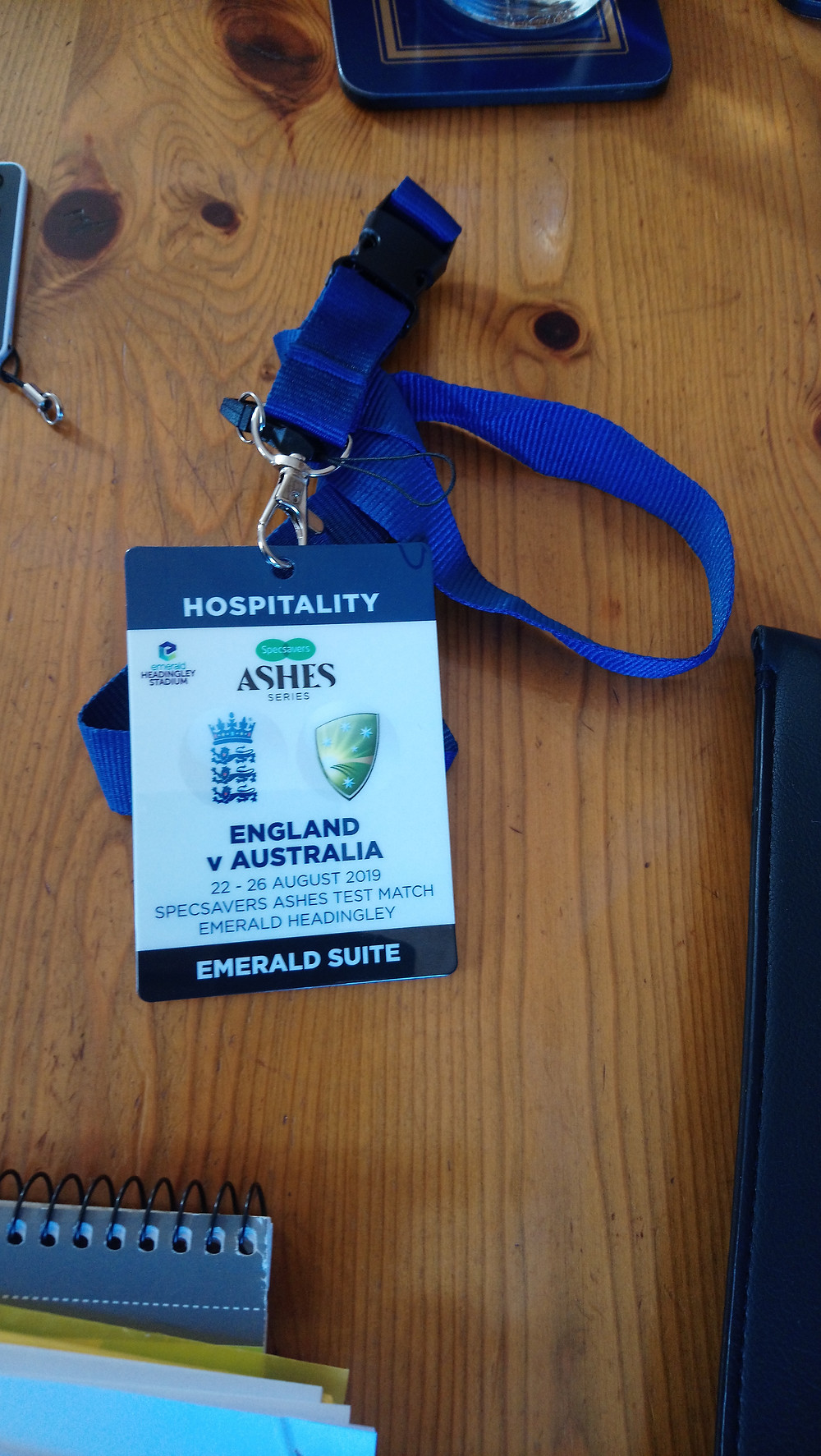 Ashes hospitality Headingley