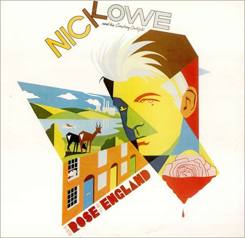 Nick Lowe Rose of England