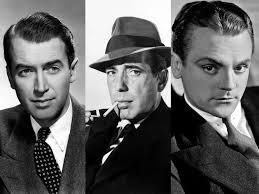 Stewart, Bogart, Cagney