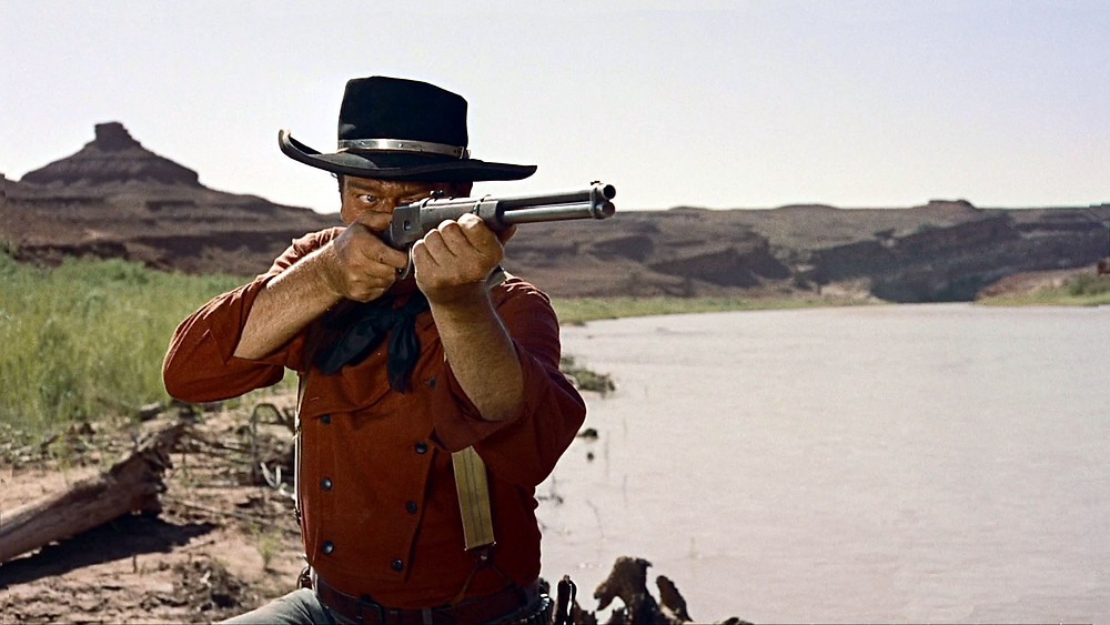 John Wayne, The Searchers