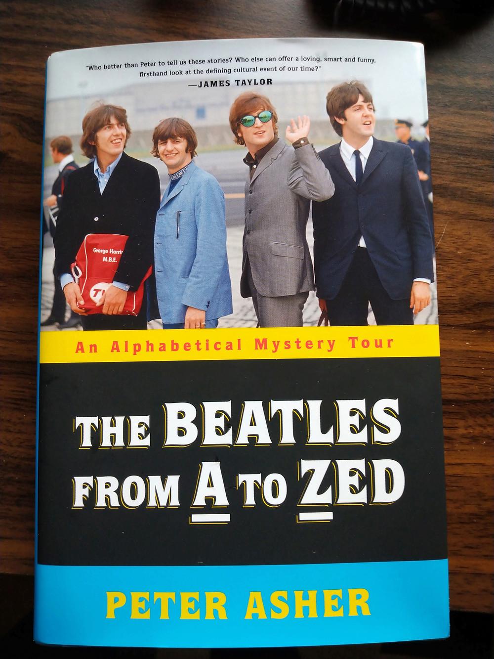 Peter Asher Beatles book
