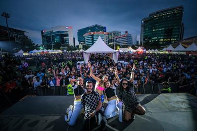 Wiz Khalifa, Sunburn Festival