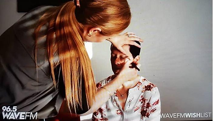 Chantel Elliott Wollongong Bridal Hair and Makeup Artist