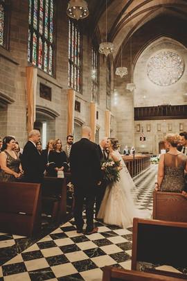 Detroit Wedding