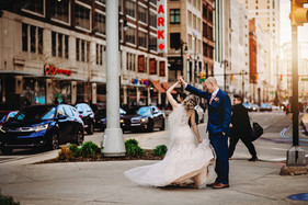 Detroit Wedding