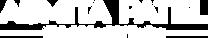 Asmita patel logo Final white.png
