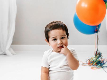 Cake Smash! {Baby Photography in Surprise, Arizona}