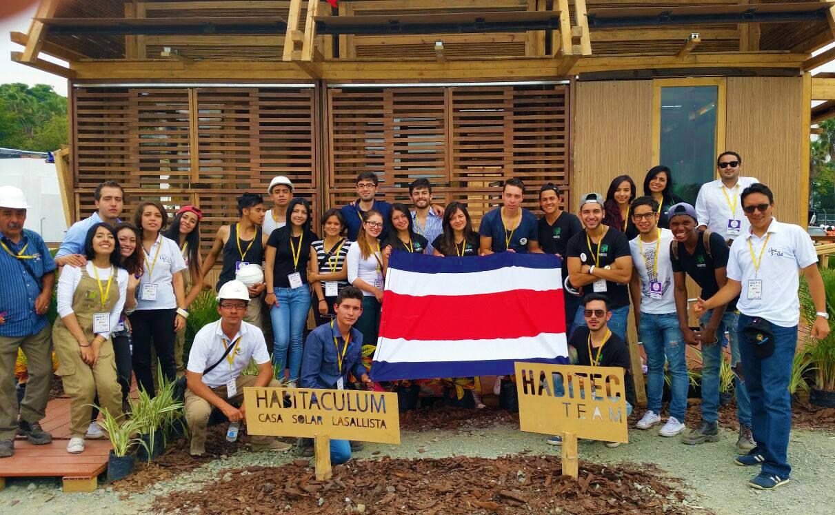 Solar Decathlon Latin America 2015