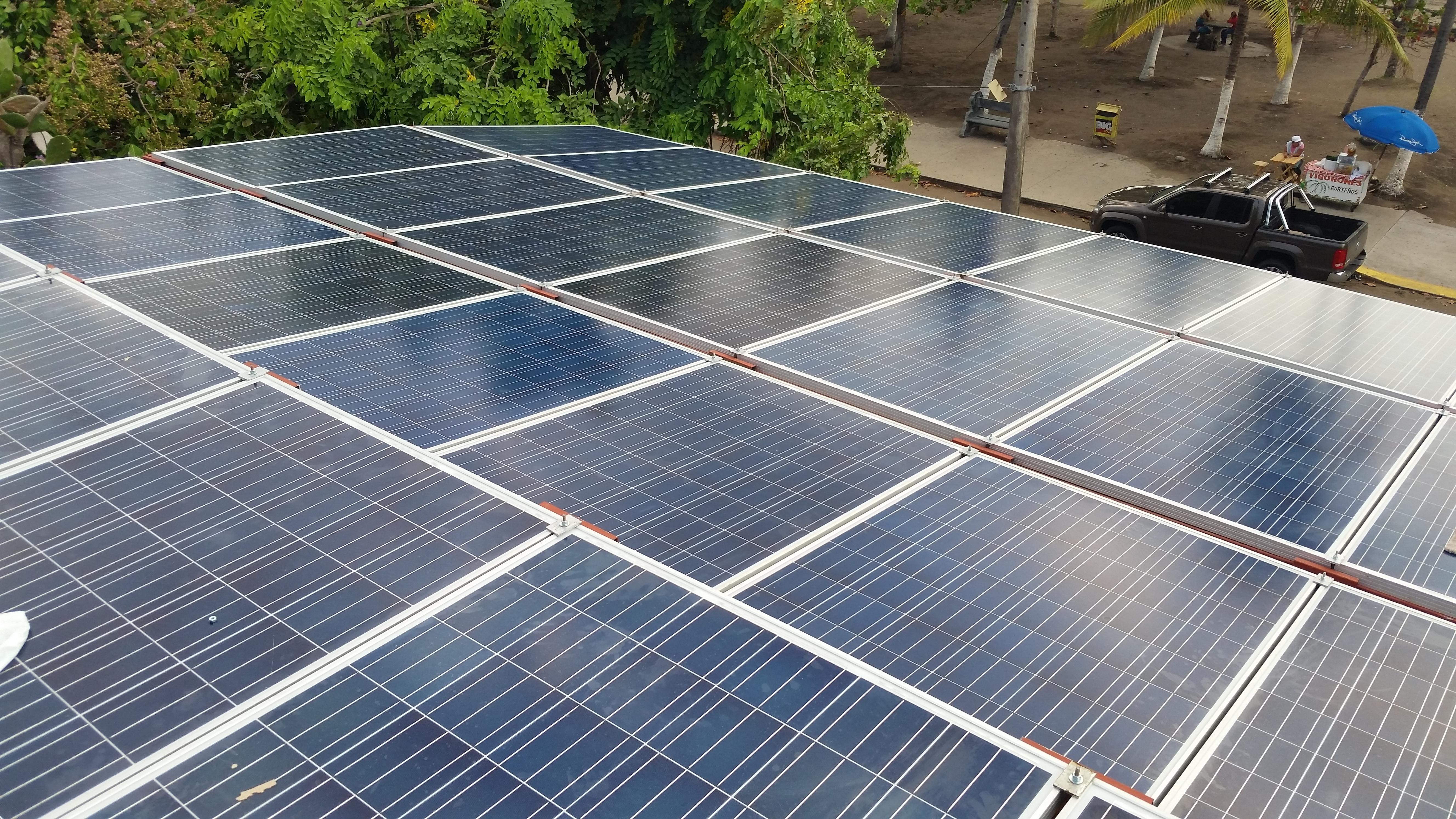 Proyecto de Energía Solar