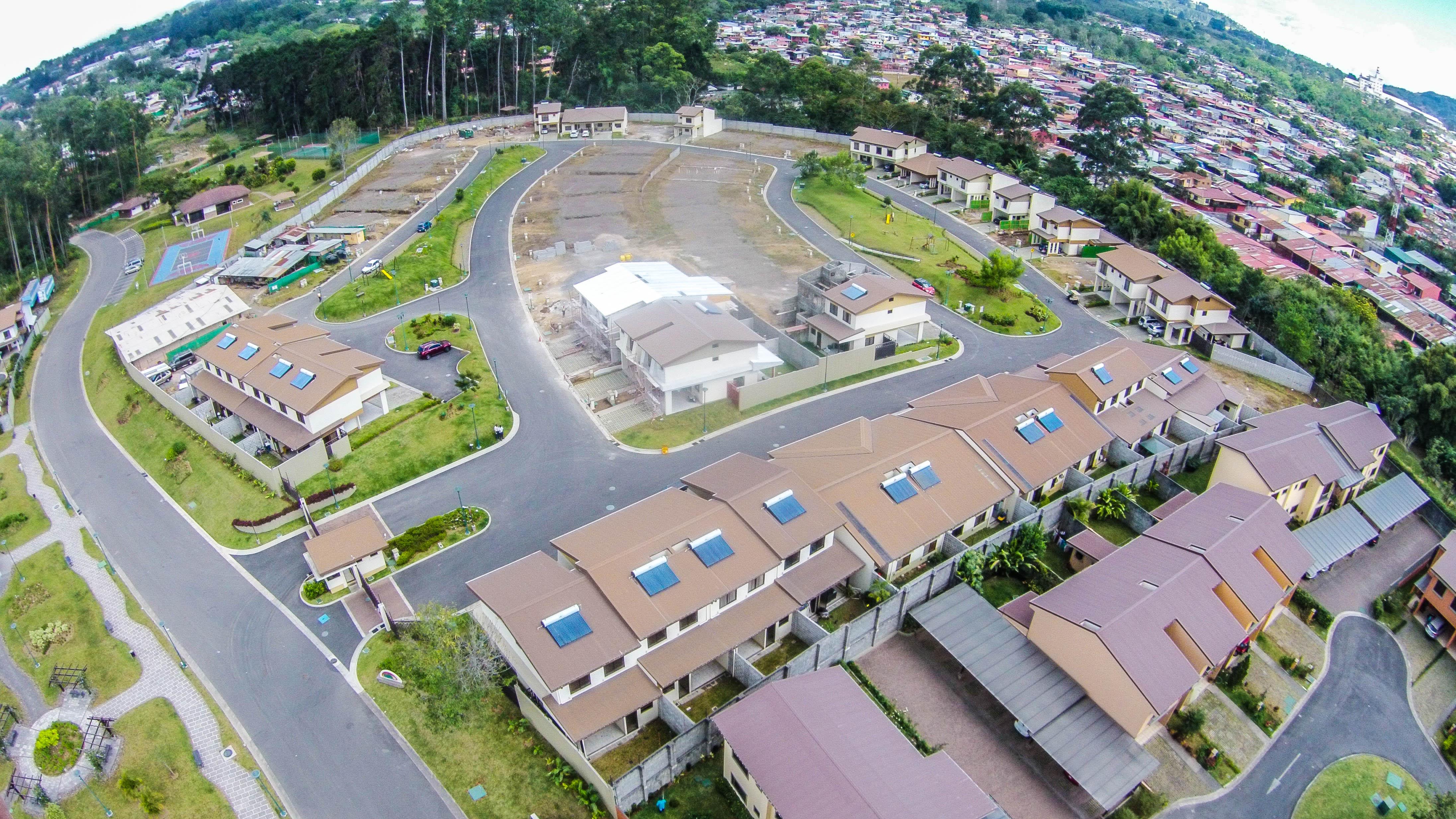 Proyecto Solar en Condominios