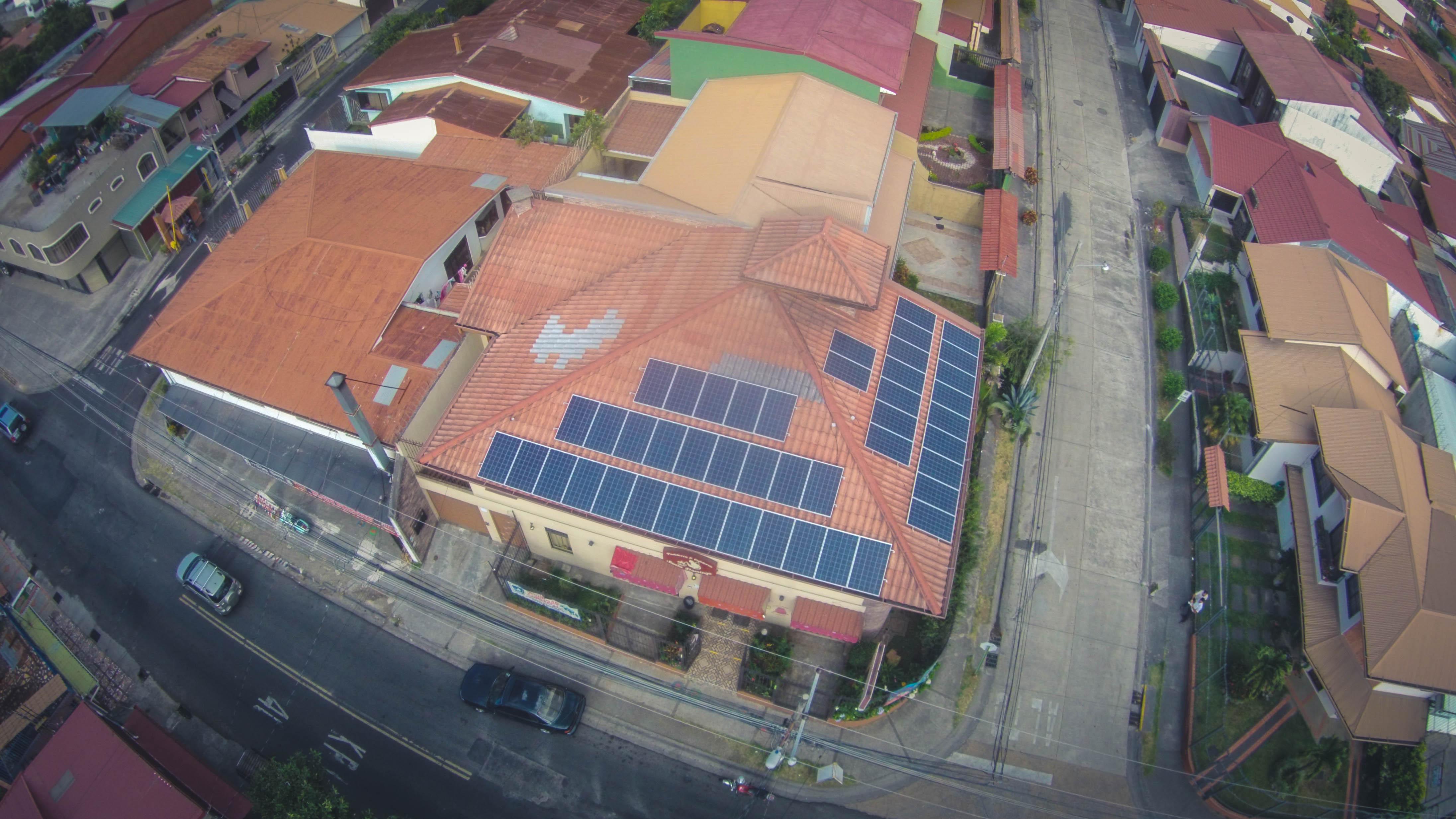 Proyecto Solar en Panadería