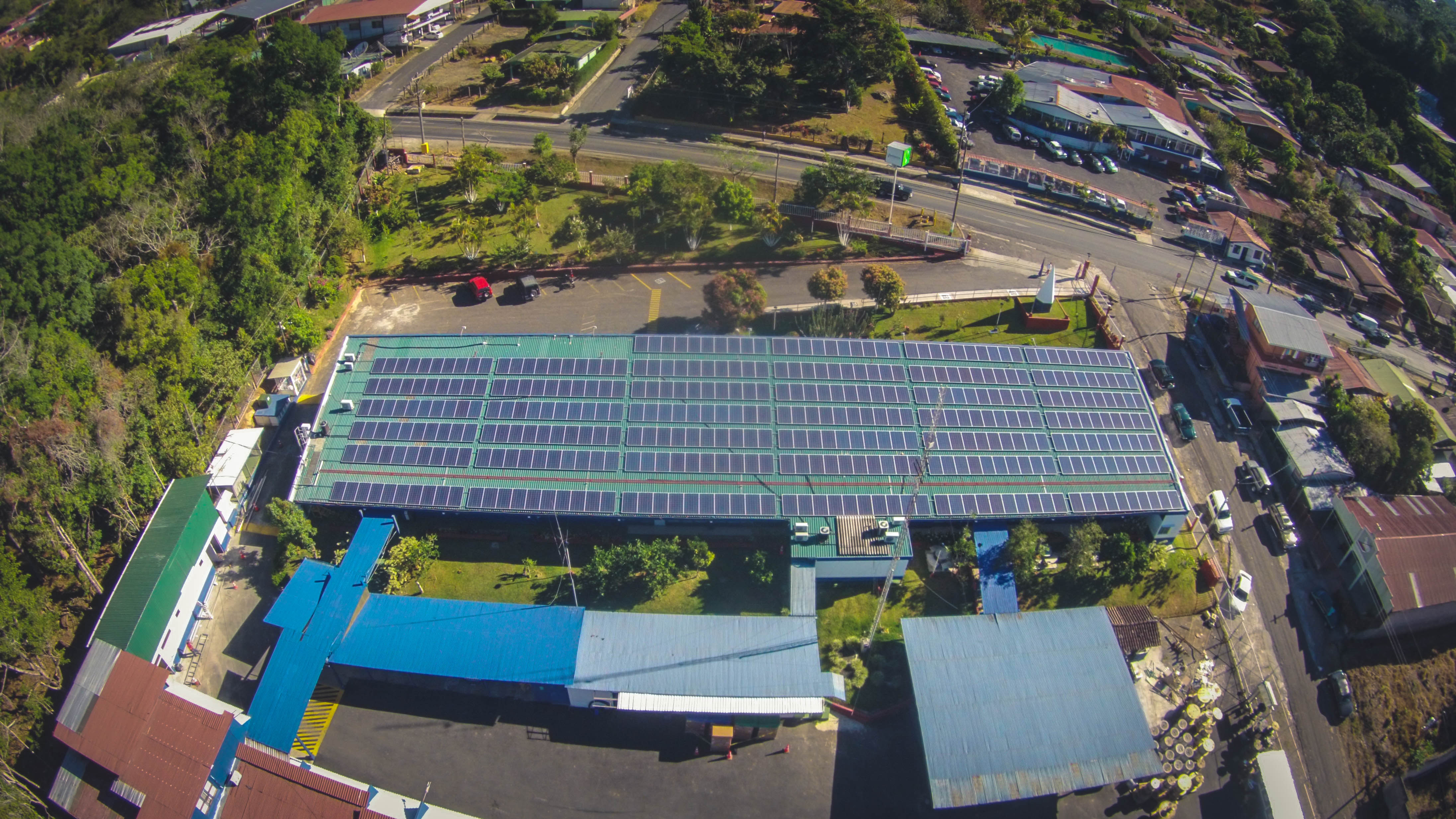 Proyecto Solar en Cooperativa