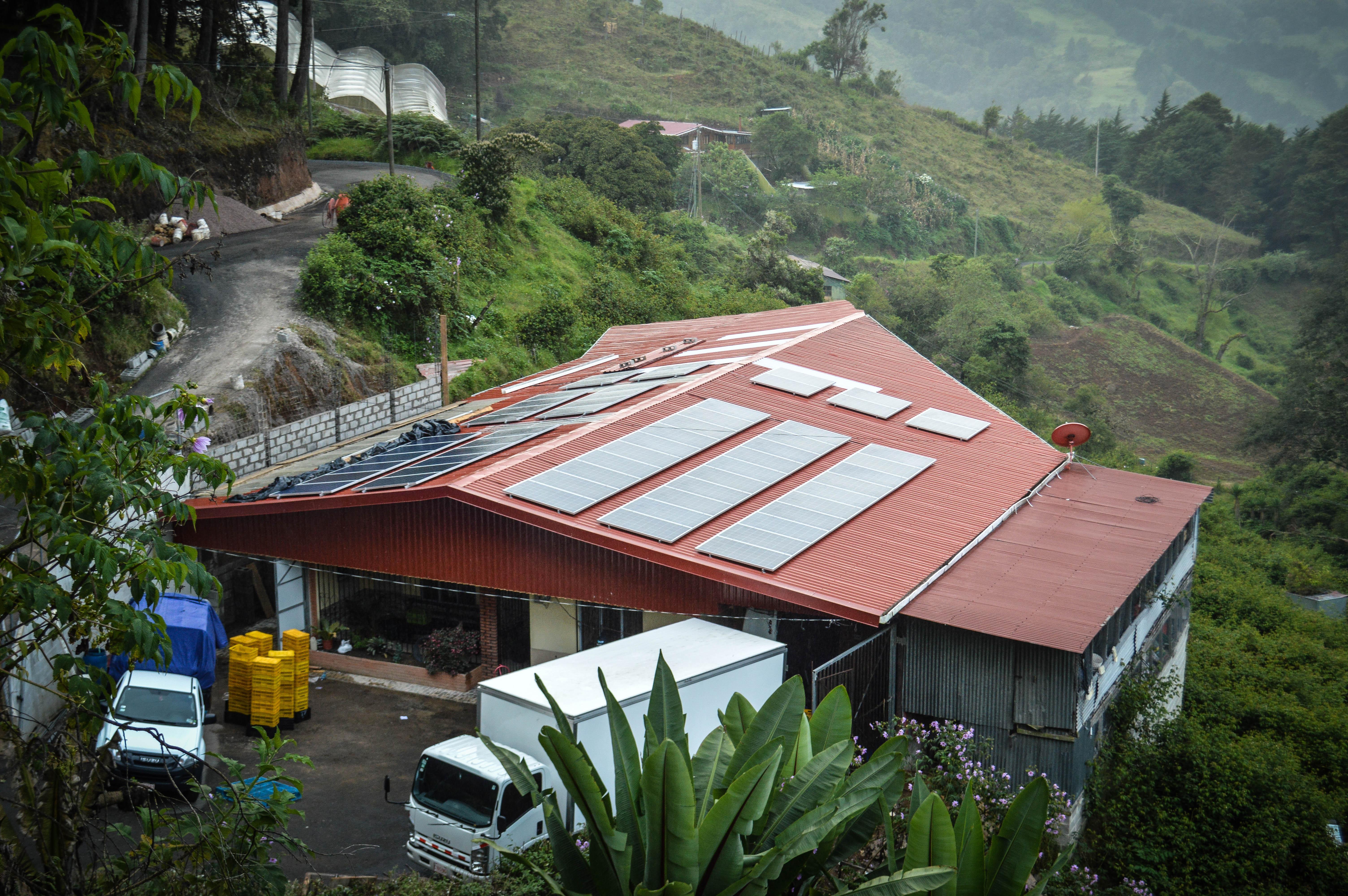 Proyecto Solar en Zona de los Santos