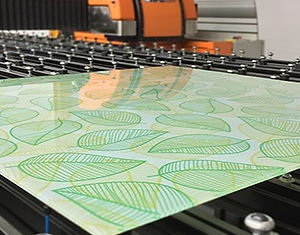 Dgital Glass Printing