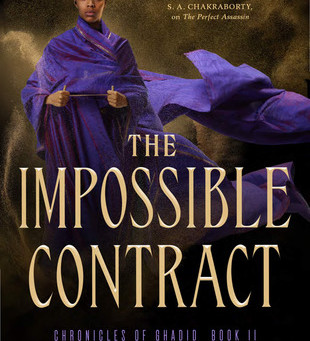 The Impossible Contract by K.A. Doore