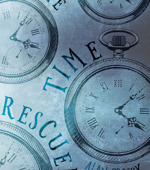 Book Review: The Time Rescuers by Alan Crosby
