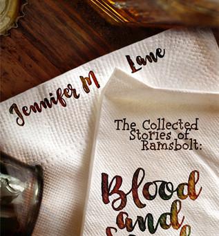 Blood and Sand by Jennifer M. Lane