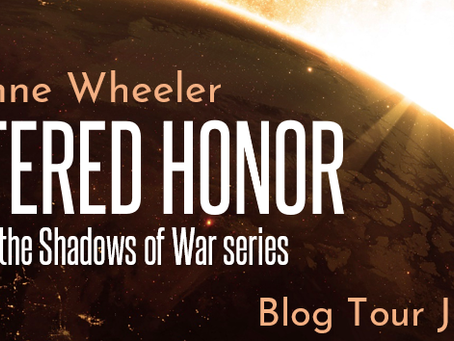 Shattered Honor by Anne Wheeler