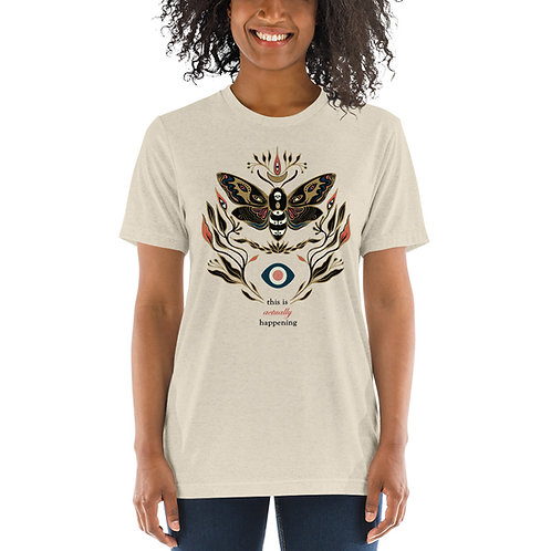 Moth TIAH Short Sleeve T-Shirt