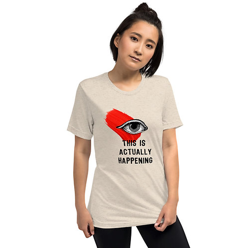 Red Eye Short Sleeve T-Shirt