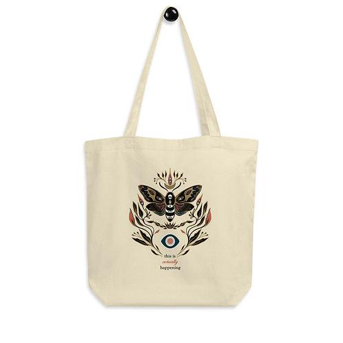 Moth TIAH Eco Tote Bag