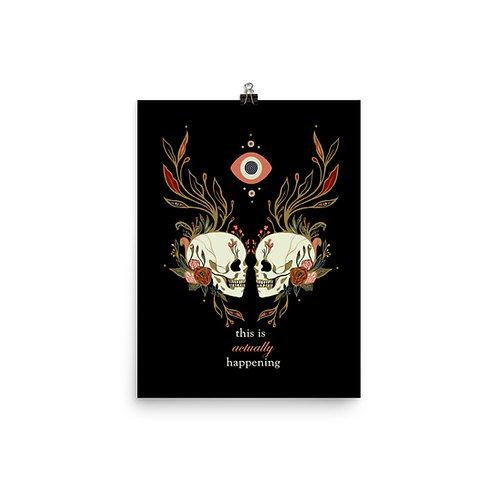Skulls TIAH Poster