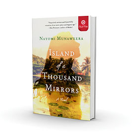Island of a Thousand Mirrors Cover