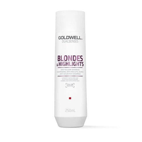 Blonde and Highlights Anti-Yellow Shampoo
