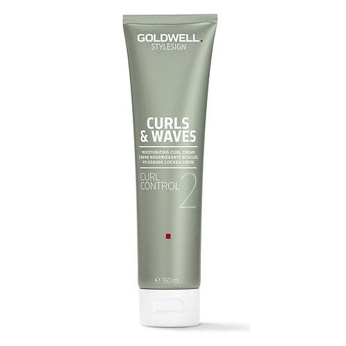 Curl Control Moisturizing Curl Cream
