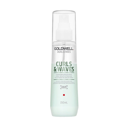 Curls and Waves Hydrating Serum Spray