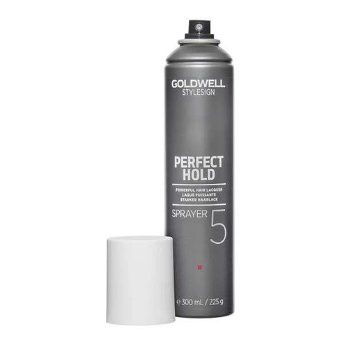 Sprayer Powerful Hair Lacquer