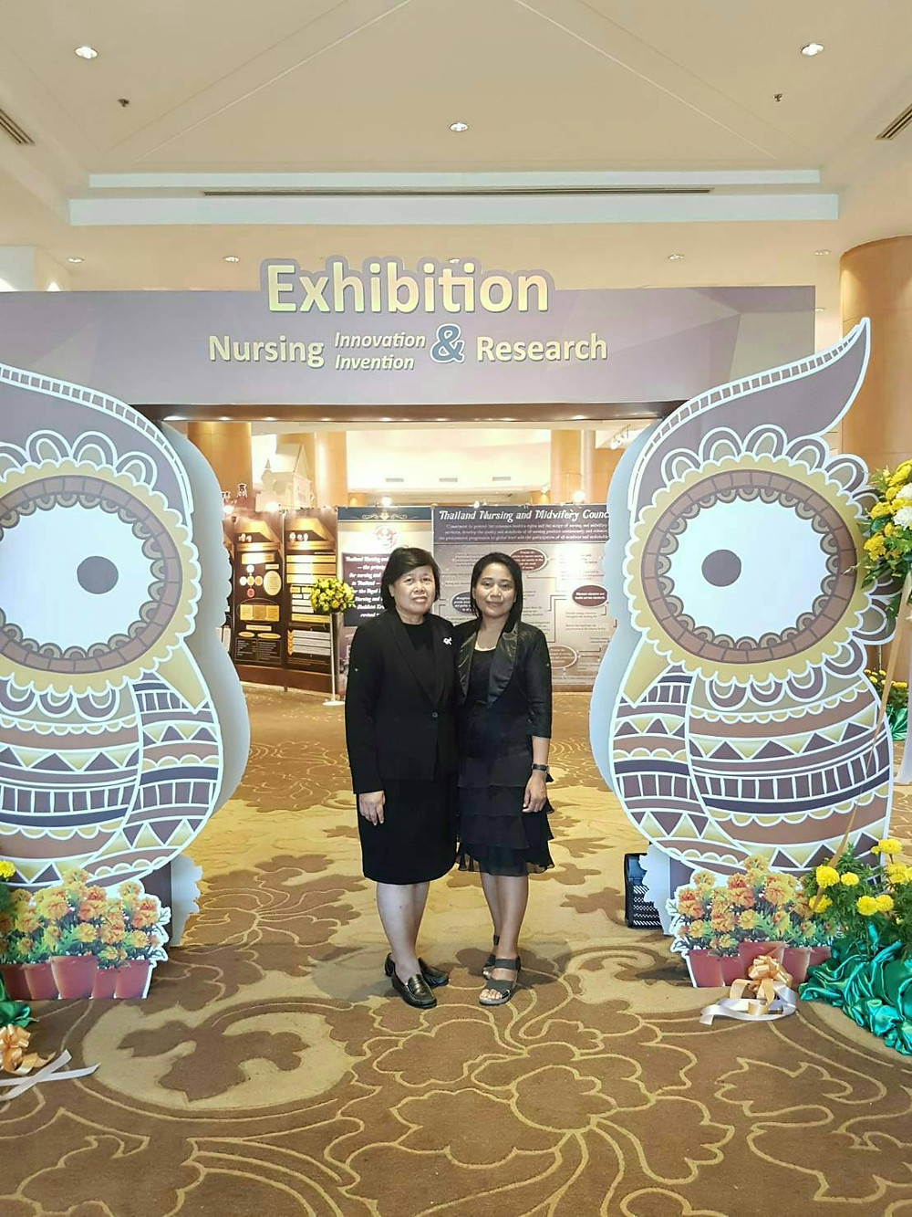 Exhibition Nursing Innovation Invention Research 2017