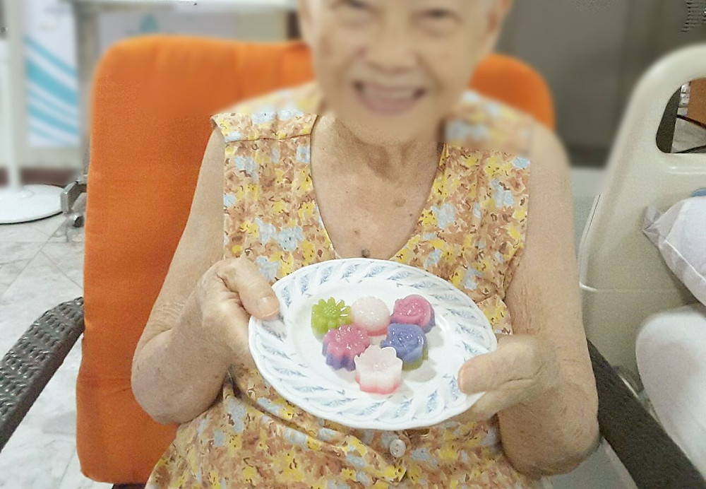 การดูแลผู้สูงอายุเบาหวาน