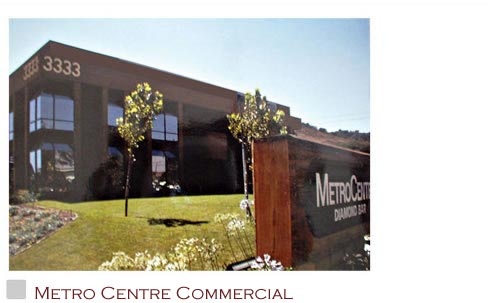metro centre commercial