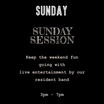 What's On on Sundays at The Loose Moose