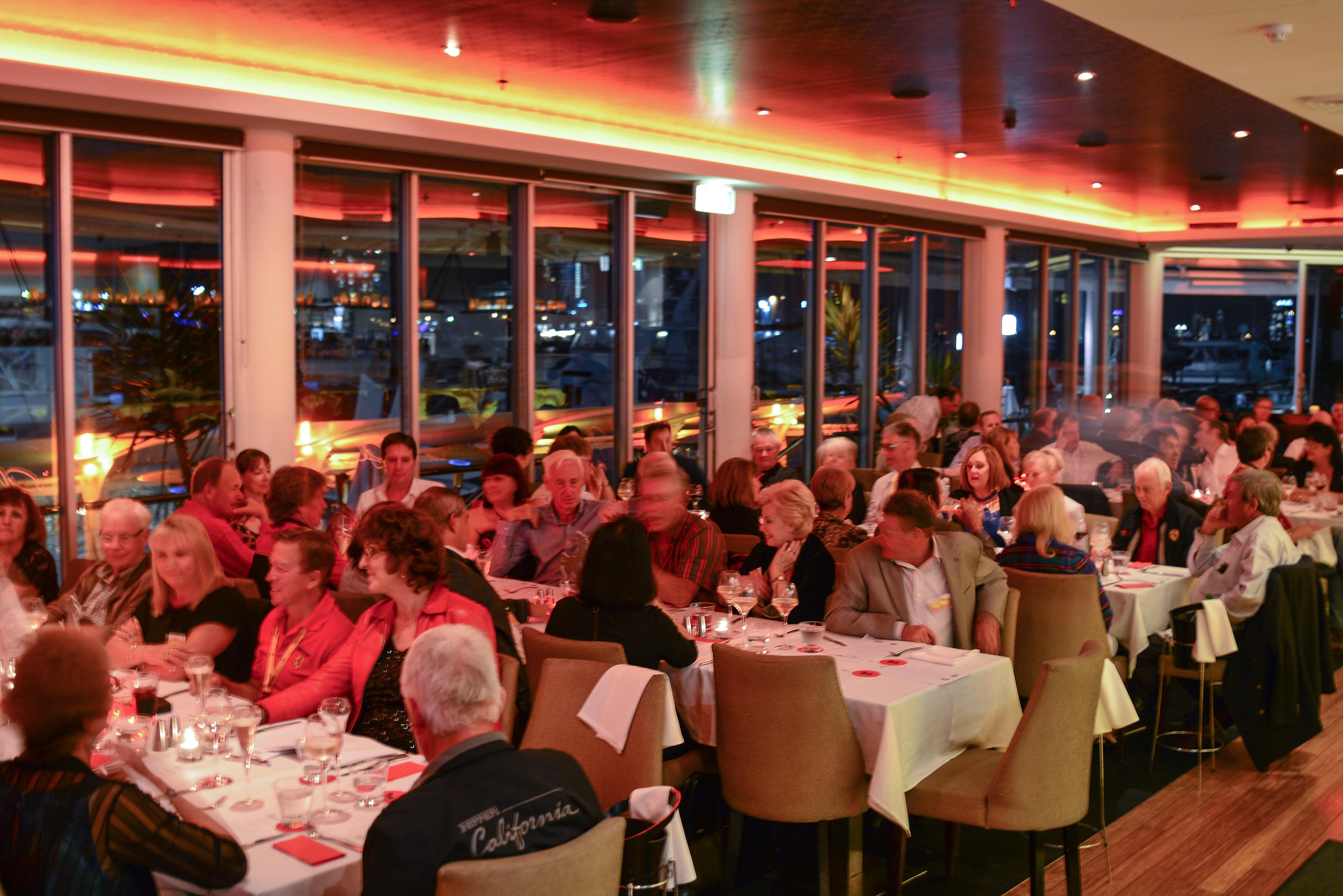 Gold Coast Bar And Restaurant