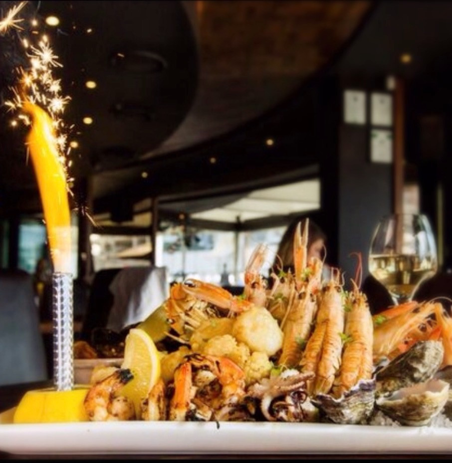 Seafood Share Platter