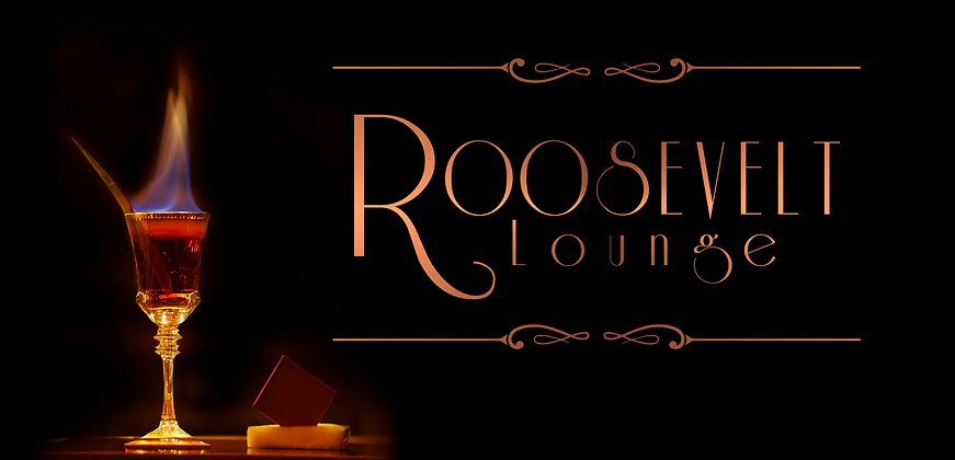The finest cocktails at Roosevelt Lounge
