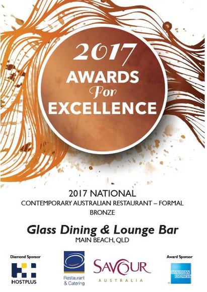 glass dining, award winning, best restaurant, gold coast, seafood, fine dining, main beach