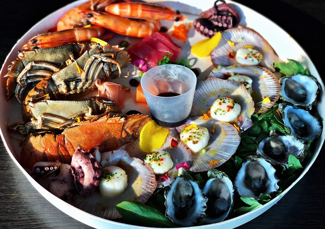 Cold Seafood Platter $150