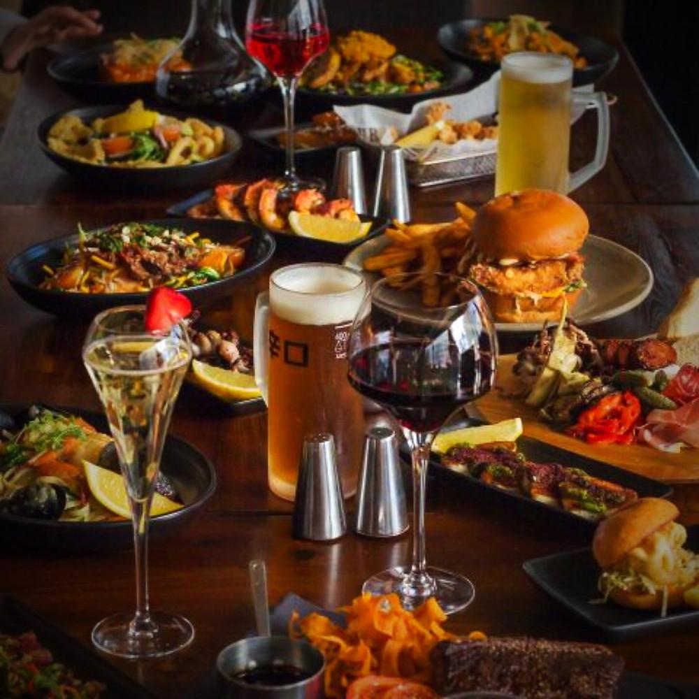 Restaurants in Broadbeach - Share plates at Koi Dining & Lounge Bar