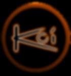 Illuminated Koi Logo