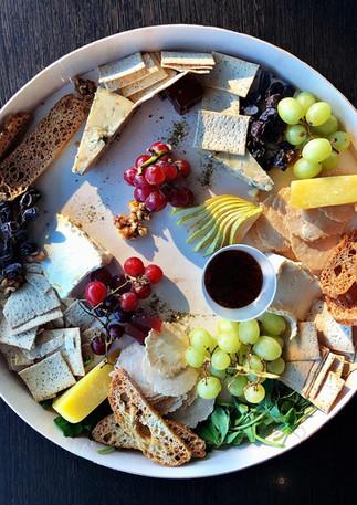 Cheese Platter $100